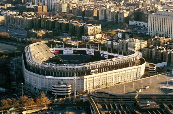 Yankee Stadium, Bronx, New York, USA (photo)
