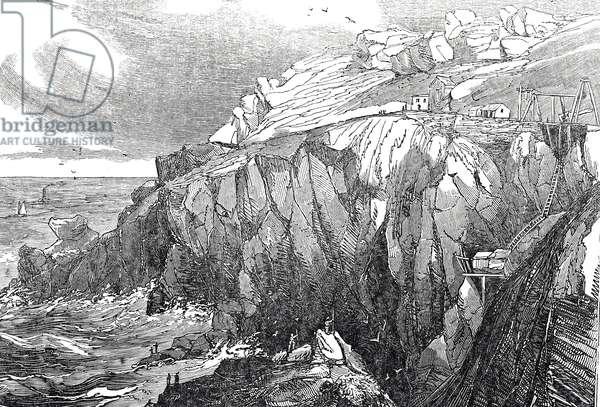 The Botallack mine
