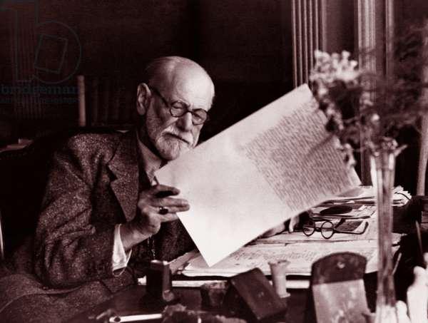 Sigmund Freud, 1856