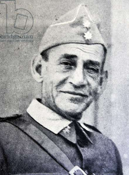 Nationalist army Colonel Marcelino Gavilan Almuzara