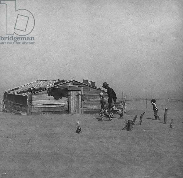 Dust Bowl in America 1930 Collection