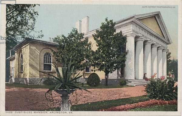 Custis-Lee Mansion, Arlington, VA