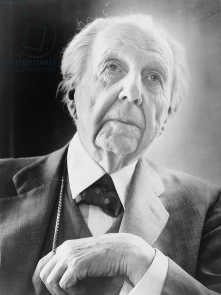 Frank Lloyd Wright, 1950