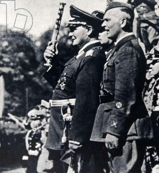 Field Marshal Hermann Goering