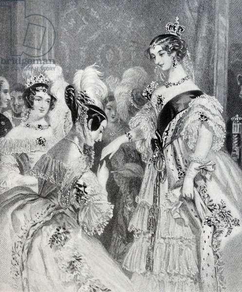 Queen Victoria of Great Britain, 1839