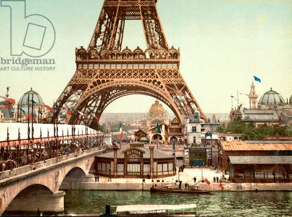 Paris 1889 World's Fair