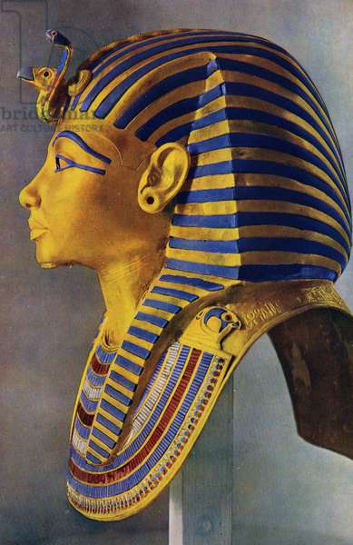 The Death Mask of Tutankhamun