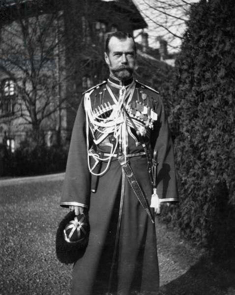 Russian Emperor, Tsar Nicholas Ll.