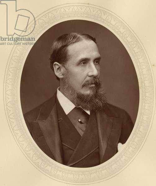 Portrait of Herbert George Wells