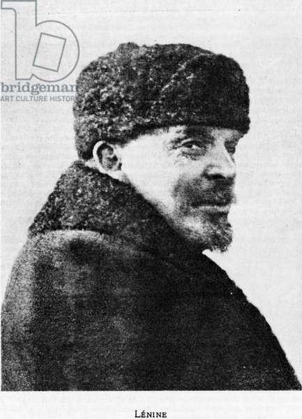 Lenin. 1918