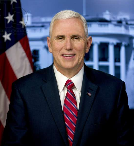 Vice President Mike Pence, 2017