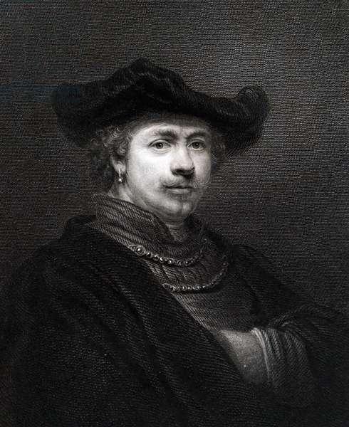 Rembrandt Harmenszoon van Rijn.