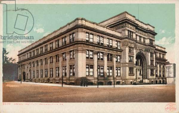 Drexel Institute, Philadelphia, PA