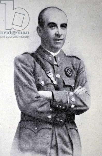 Santiago Cortés González (1897 - May 2, 1937), better known as 'Captain Cortez', Spanish military Infantry and the Civil Guard.