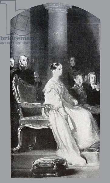 Queen Victoria of Great Britain, 1837