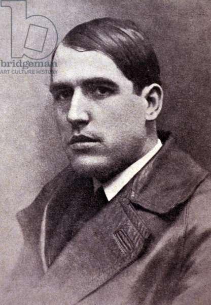Spanish civil war: Ramiro Ledesma Ramos (May 23, 1905, Alfaraz of Resume, Zamora - October 29, 1936, Aravaca, Madrid) Spanish national syndicalist politician, essayist, and journalist.