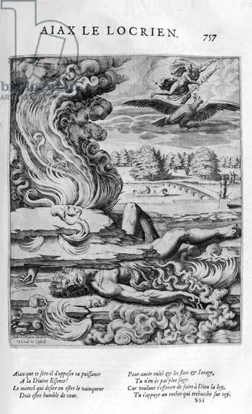 Ajax the Locrian (Ajax the Lesser), 1754