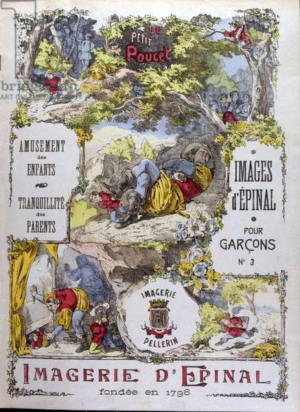 French edition of Stories by Hans Christian Anderson