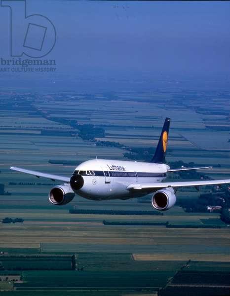 German, Lufthansa, Airbus A310