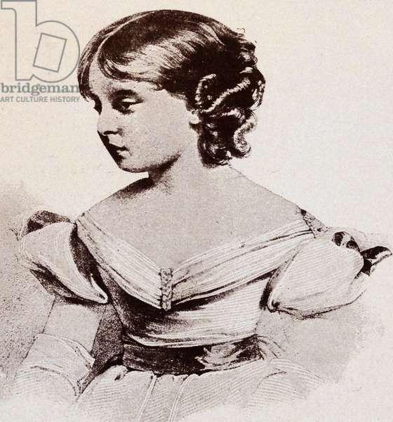 Princess Victoria, 1825