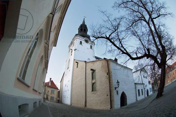 St Mary's Cathedral in Tallinn, Estonia (photo)
