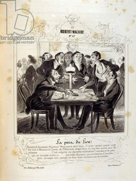Ideas and legends Philipon