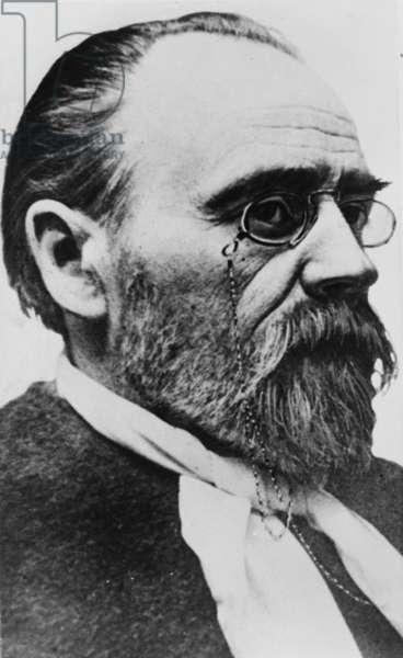 Émile Zola 1840 - 1902, French writer