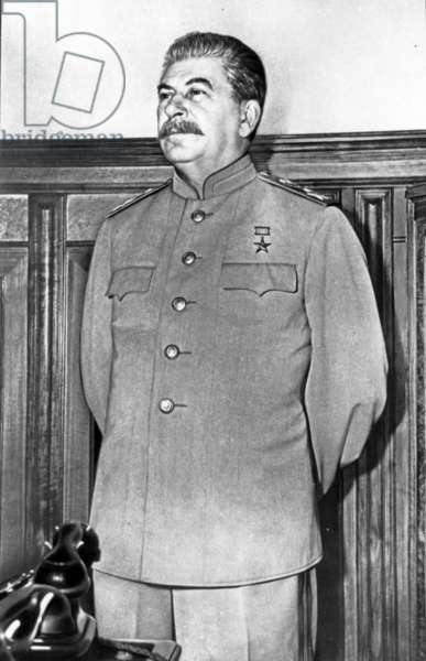 Stalin in Late 1940s or Early 1950s.