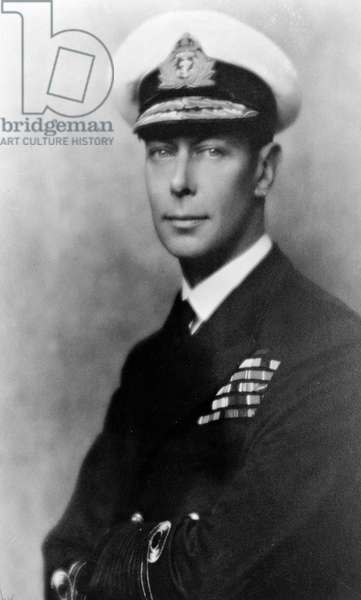 King George VI of Great Britain  1939