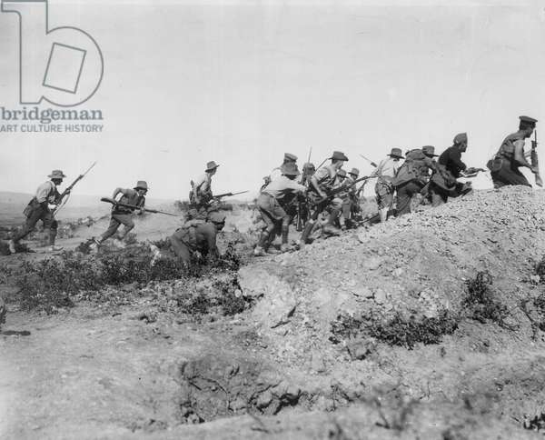 Gallipoli and the Dardanelles, part 2, 1915 (b/w photo)