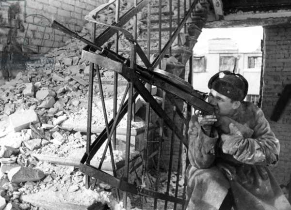 Stalingrad, September 1942.