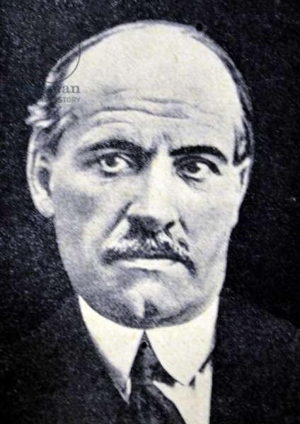 Spanish civil war : Don Jose Ortega y Gasset