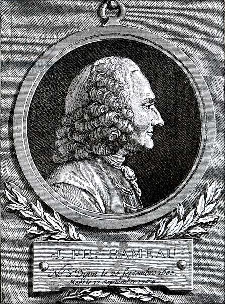 Jean-Philippe Rameau.