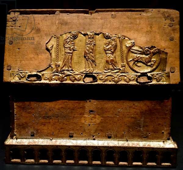 Medieval Christian Reliquary.