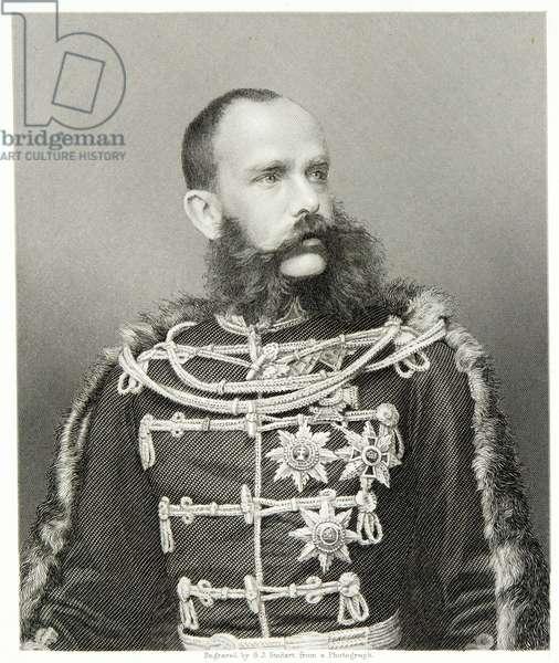 Francis Joseph (engraving)