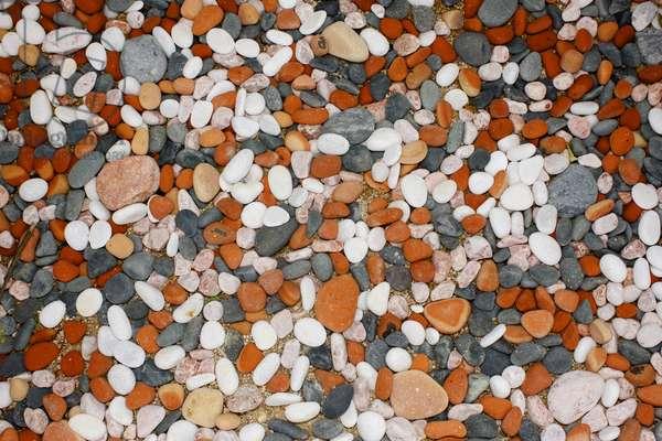 Colourful Pebbles (photo)