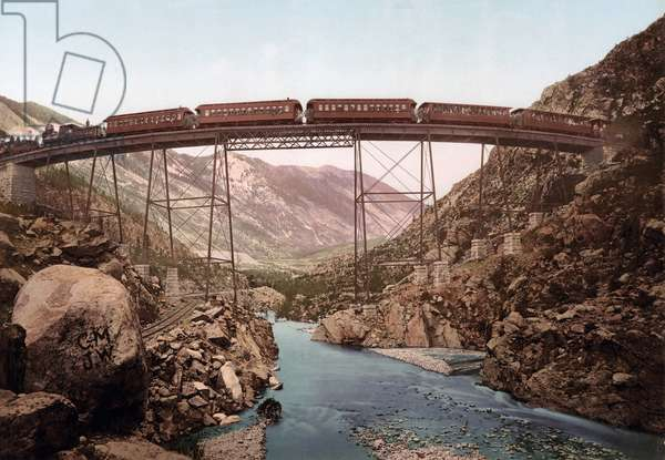 The Santa Fe Railroad was extended first to Flagstaff