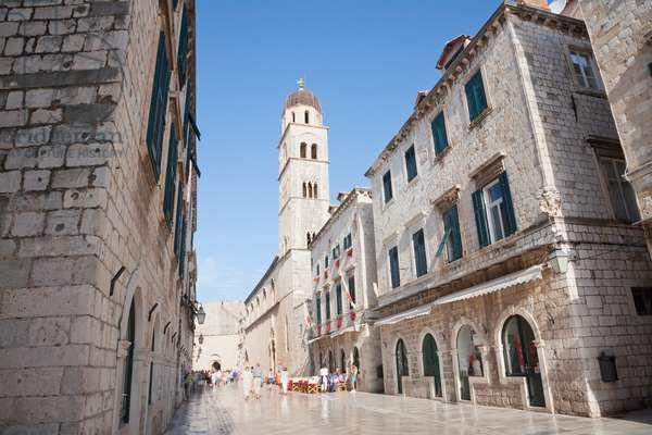 Main Street Placa-Stradun, Dubrovnik, Dubrovnik-Neretva, Croatia (photo)