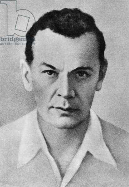 The Known Soviet Intelligence Agent Richard Sorge.
