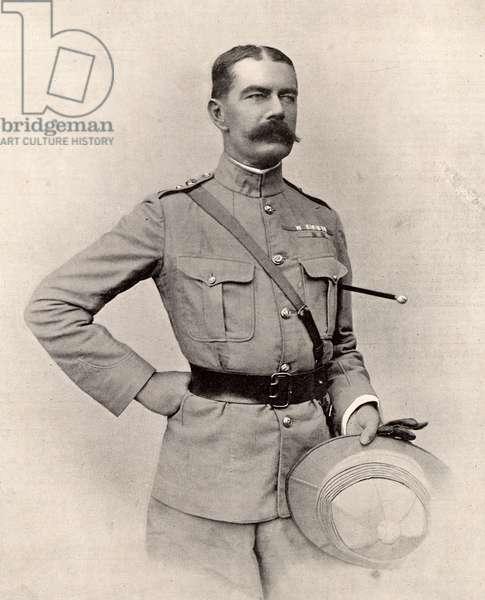 Portrait of Horatio Herbert Kitchener