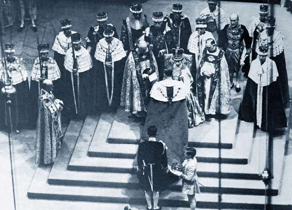 Queen Elizabeth II's coronation, 1953