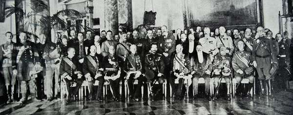 Tsar of Russia, Nicholas II, 1917