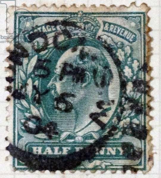 Deutsche Reichspost depicting Paul von Hindenburg