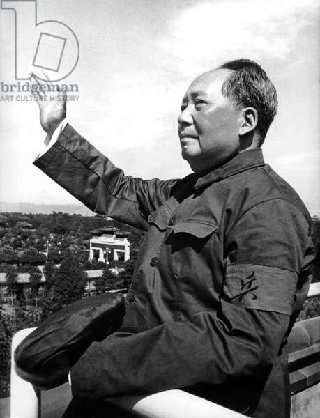 Mao Zedong or Mao Tse-Tung About (December 26, 1893 – September 9, 1976), Chinese communist revolutionary and a founding father of the People's Republic of China