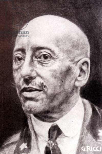 Gabriele D'Annunzio, 1900