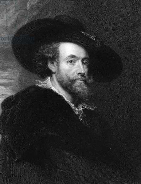 Sir Peter Paul Rubens (engraving)