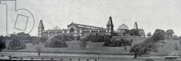 Alexandra Palace, 1901