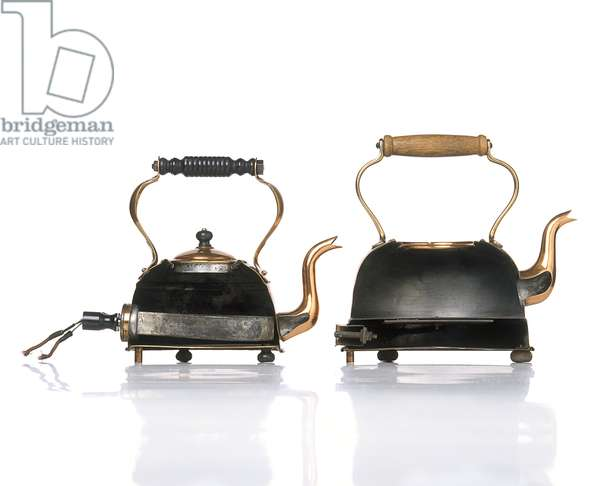 Early electric kettles, 1920s