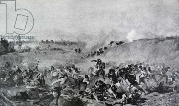 The Battle of Palestro