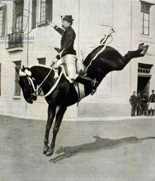 The Cavalry school